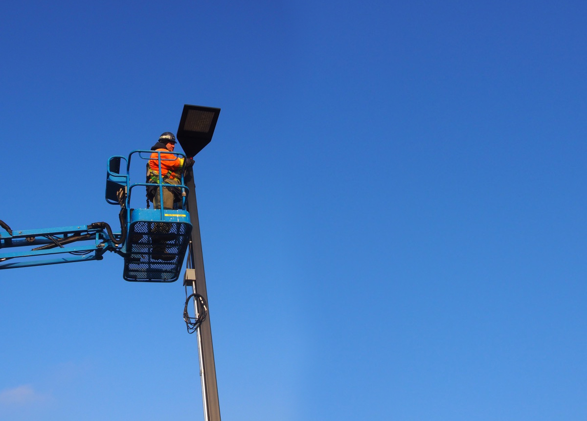 Natural Gas Lighting Systems